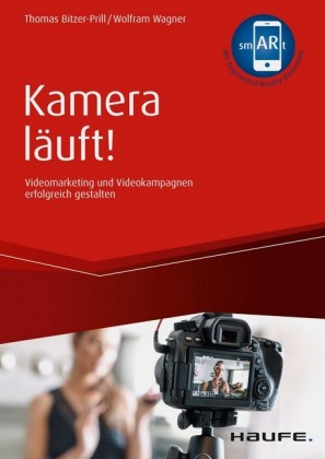 Kamera läuft! - inkl. Augmented-Reality-App