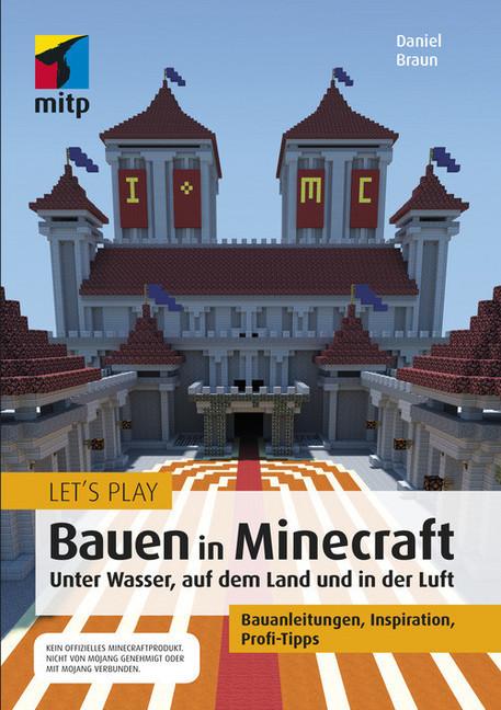 Let\'s Play: Bauen in Minecraft. Unter Wasser, auf dem Land ...