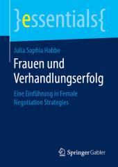 Frauen und Verhandlungserfolg