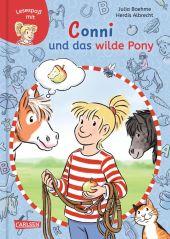Conni und das wilde Pony Cover