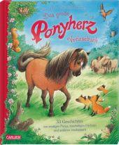 Das große Ponyherz-Vorlesebuch Cover