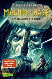 Magnus Chase - Der Hammer des Thor Cover