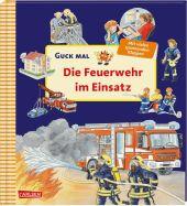 Guck mal: Die Feuerwehr im Einsatz