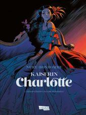 Kaiserin Charlotte, Die Prinzessin und der Erzherzog