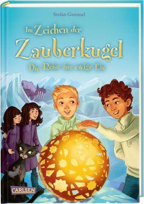 Im Zeichen der Zauberkugel - Die Reise ins ewige Eis