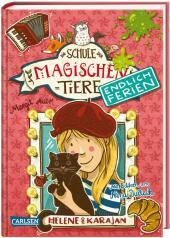 Die Schule der Magischen Tiere - Endlich Ferien - Helene und Karajan Cover