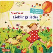 Lieblingslieder, m. Soundeffekten Cover