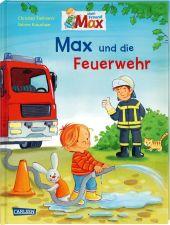 Max und die Feuerwehr Cover