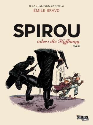 Spirou und Fantasio, Spirou oder: die Hoffnung
