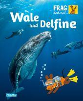Frag doch mal ... die Maus!: Wale und Delfine Cover