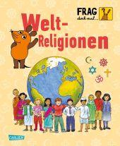 Frag doch mal . . . die Maus! - Weltreligionen Cover