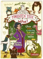 Die Schule der magischen Tiere - Witze! Cover