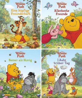 Disney Winnie Puuh, 4 Hefte