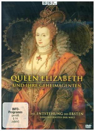 Queen Elizabeth und ihre Geheimagenten, 1 DVD