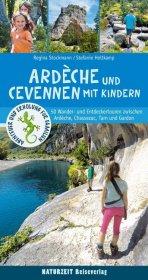 Ardèche und Cevennen mit Kindern Cover