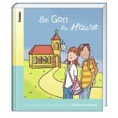 Bei Gott zu Hause, Das Kinderbuch Cover