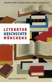 Literaturgeschichte Münchens Cover
