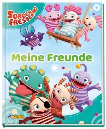 Gerd Hahns Sorgenfresser: Meine Freunde