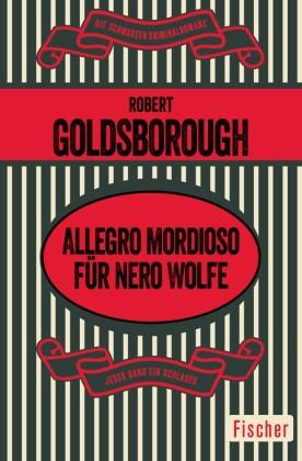 Allegro mordioso für Nero Wolfe