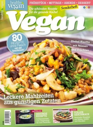 Healthy Vegan Sonderheft