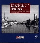 Rabbi Klein - Krimibox, 5 MP3-CDs