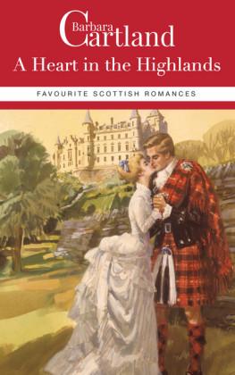 Barbara Cartland Favourite Scottish Romances