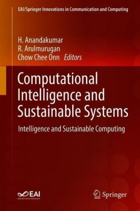 Computational Intelligence and Sustainable Systems