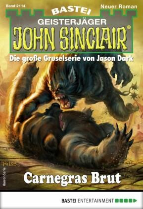 John Sinclair 2114 - Horror-Serie