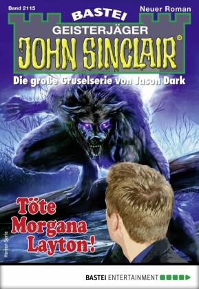 John Sinclair 2115 - Horror-Serie
