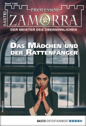 Professor Zamorra 1165 - Horror-Serie