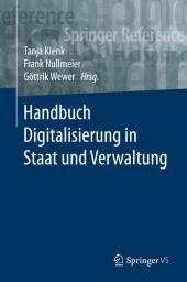Handbuch Digitalisierung in Staat und Verwaltung