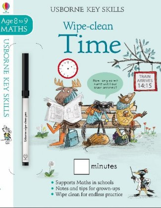 Wipe-Clean Time