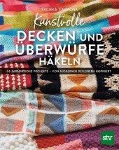 Kunstvolle Decken und Überwürfe häkeln Cover
