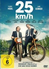 25 km/h, 1 DVD Cover
