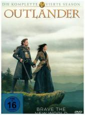 Outlander, 5 DVDs Cover