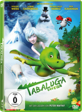 Tabaluga - Der Film, 1 DVD Cover
