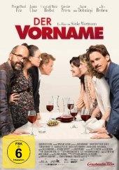 Der Vorname, 1 DVD Cover