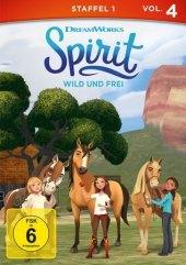 Spirit, wild und frei, DVD
