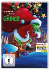 Der Grinch, 1 DVD Cover