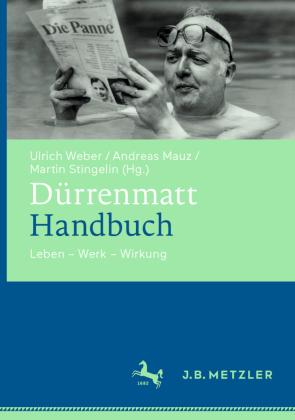 Dürrenmatt-Handbuch