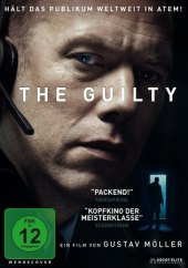 The Guilty, 1 DVD Cover