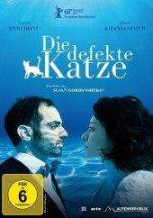 Die defekte Katze, 1 DVD Cover