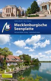 Mecklenburgische Seenplatte Reiseführer Michael Müller Verlag