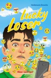 Lucky Loser, Schulausgabe (light) Cover
