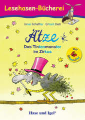 Ätze - Das Tintenmonster im Zirkus / Silbenhilfe Cover