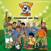 Fußball-Haie - Freundschaft oder Sieg, 1 Audio-CD