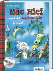 Mäc Mief und die ungeheuerliche Nessie Cover