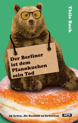 Der Berliner ist dem Pfannkuchen sein Tod