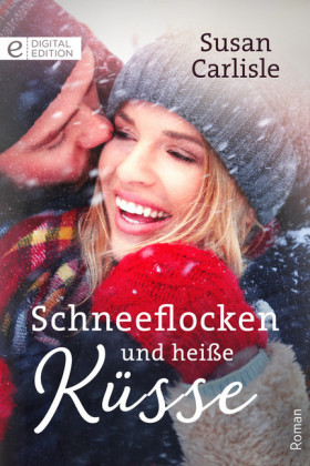 Schneeflocken und heiße Küsse