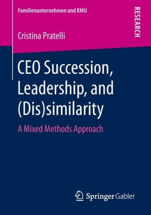 CEO Succession, Leadership, and (Dis)similarity